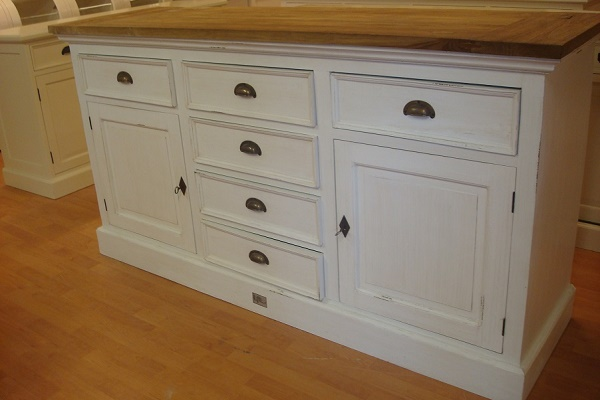 White Wash Dressoir Almere