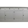 White wash dressoir Almere