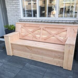 tuinbank douglas hout matthew